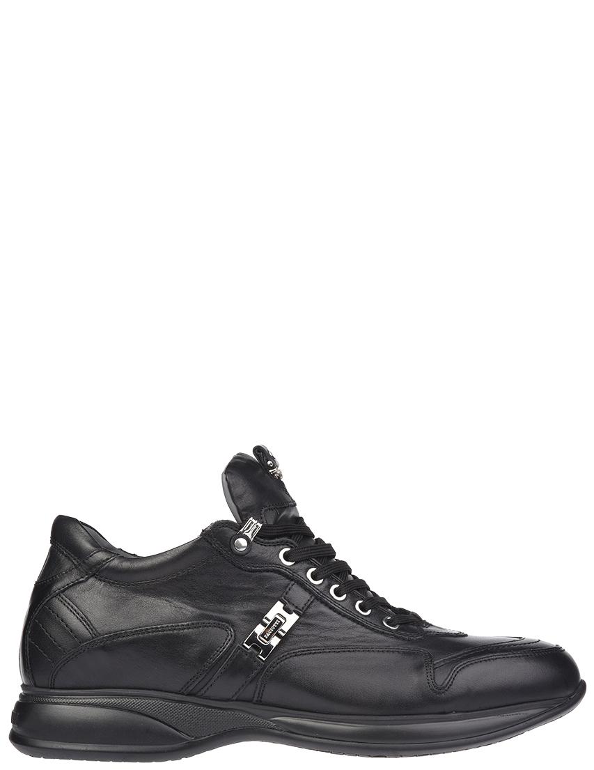 Мужские кроссовки 4US Cesare Paciotti CU5RF_black