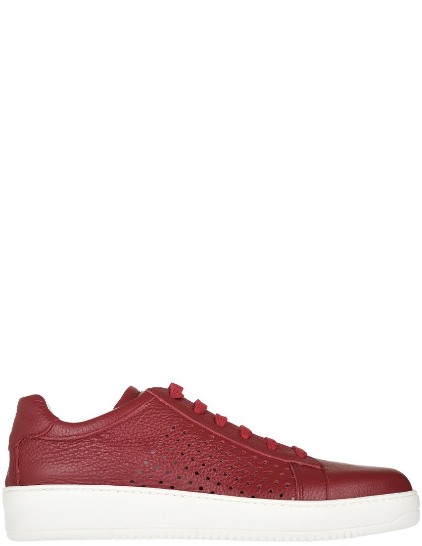 Мужские кроссовки Botticelli 35609_red