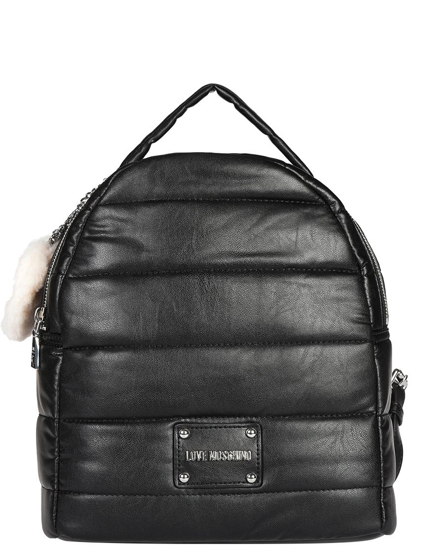 Рюкзак Love Moschino 4256_black