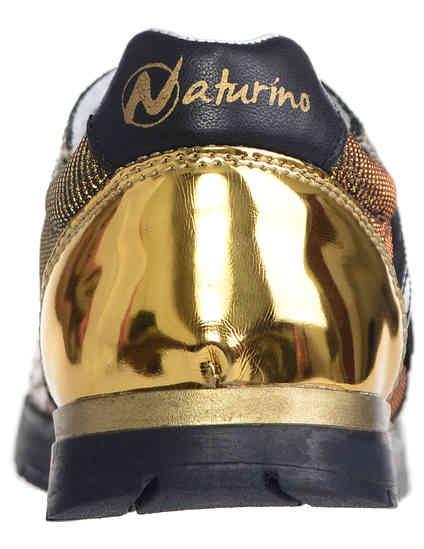 Naturino Bomba-oro-nero-gold