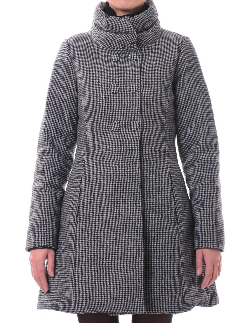 Купить Пальто, PATRIZIA PEPE, Белый, 20%Перо 80%Пух, Осень-Зима