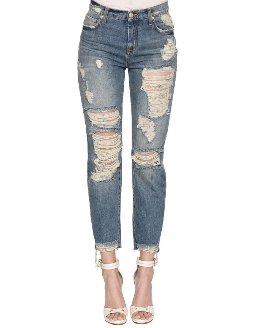 Женские джинсы UP JEANS 0190-Т05-RAB-denim_blue