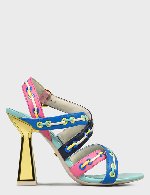 женские многоцветные Босоножки Kat Maconie TORO - фото-6