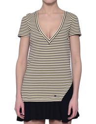 Женское платье ELISABETTA FRANCHI 653-4040_beige