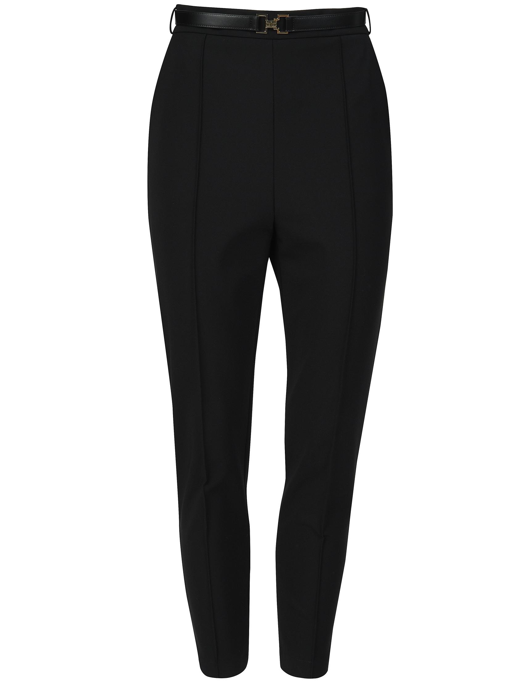 Женские брюки ELISABETTA FRANCHI 197-86E2-110_black