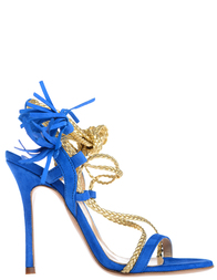 Женские босоножки Icone 6098_blue