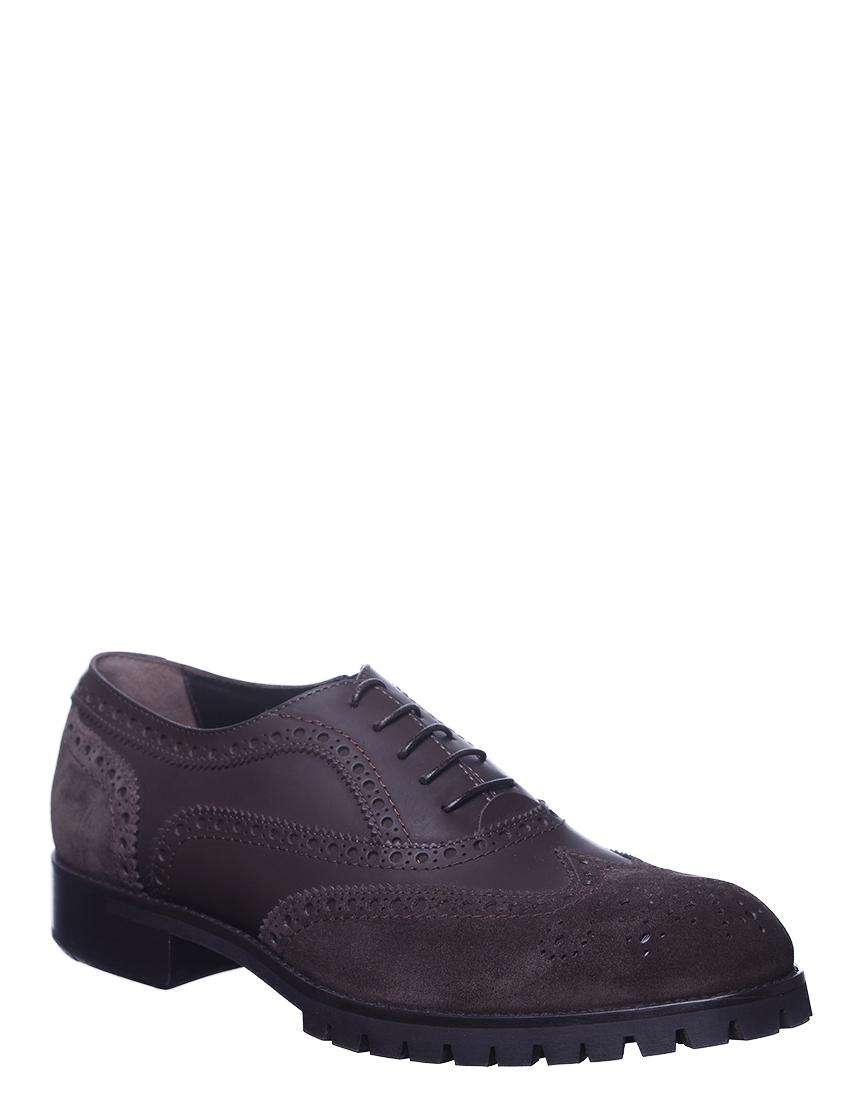 Купить Туфли, GIOVANNI CICCIOLI, Коричневый, Осень-Зима