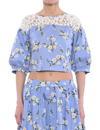 Женская блуза SILVIAN HEACH CVP17825BLWG-fant