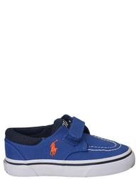 Детские мокасины для мальчиков POLO RALPH LAUREN 991900_blue
