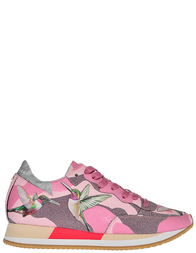 Женские кроссовки Philippe Model STBLD-BG04_pink