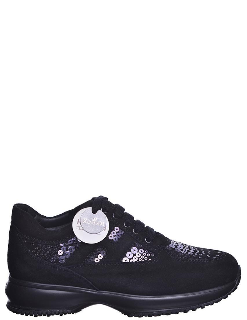 Детские кроссовки для девочек HOGAN HXC00N0P320CROB999