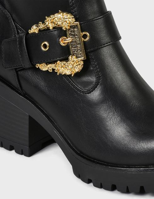 женские черные Ботильоны Versace Jeans Couture AGR-71VA3S92-899 - фото-6