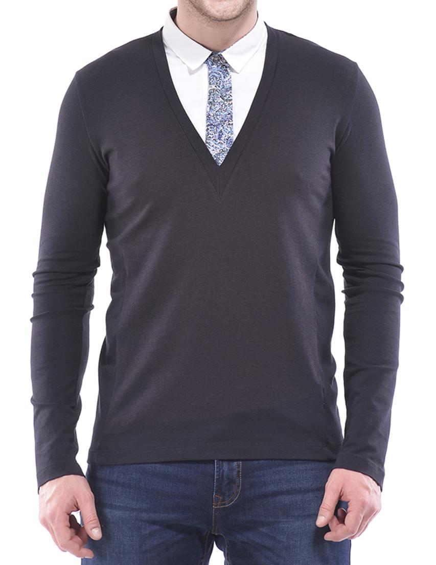 Мужской пуловер DIRK BIKKEMBERGS DB7680142 A65