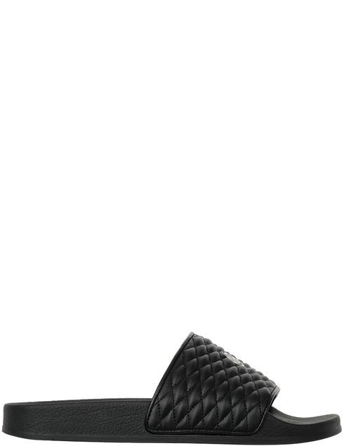 женские черные кожаные Шлепанцы Bogner AGR-291-B70101 - фото-5