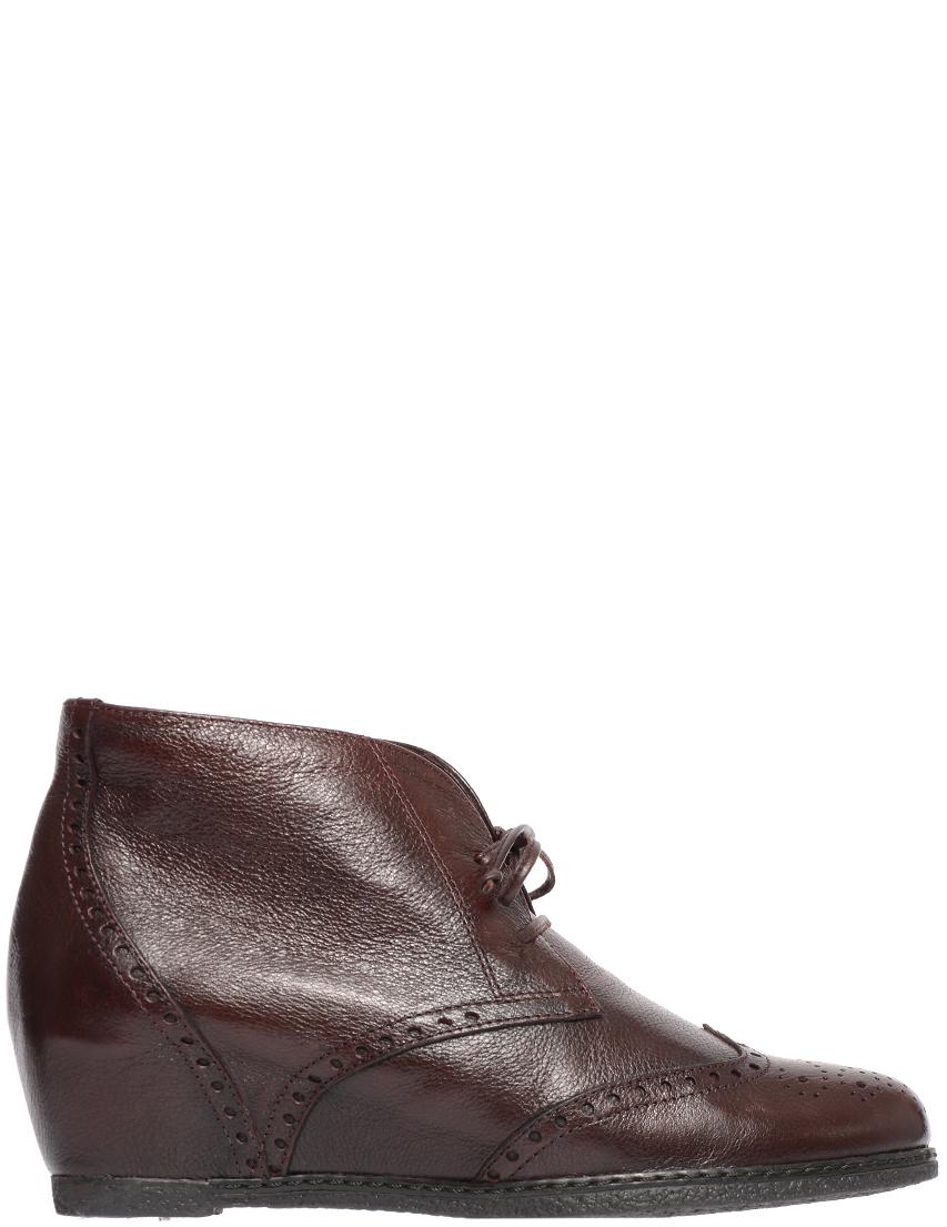 Женские ботинки Pakerson 49659_vinous