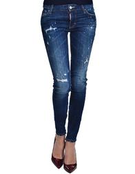 Женские джинсы DSQUARED2 0773_blue