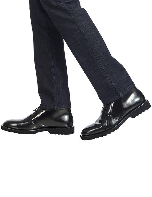 мужские черные Ботинки Aldo Brue AB403DP-DPLA - фото-6