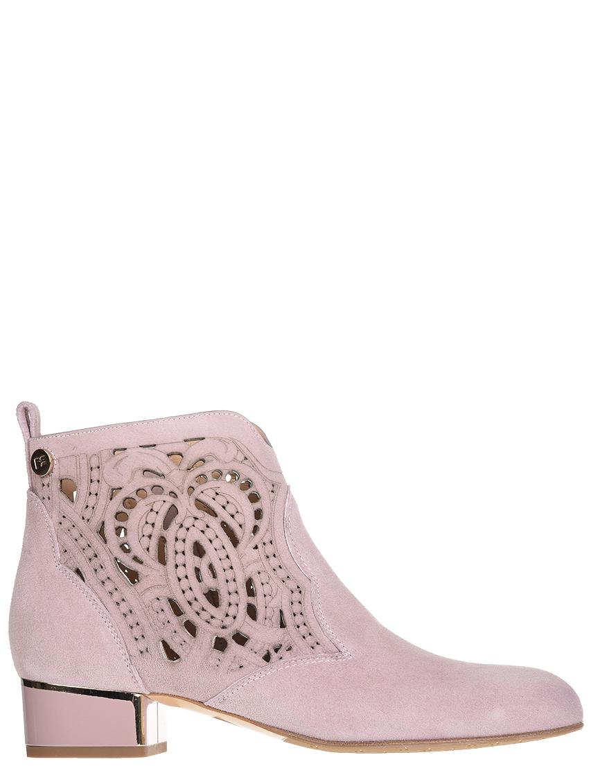 Женские ботинки Marino Fabiani 7282_pink