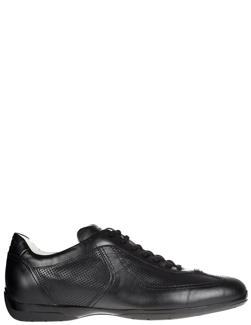 Мужские кроссовки Santoni S20768_black