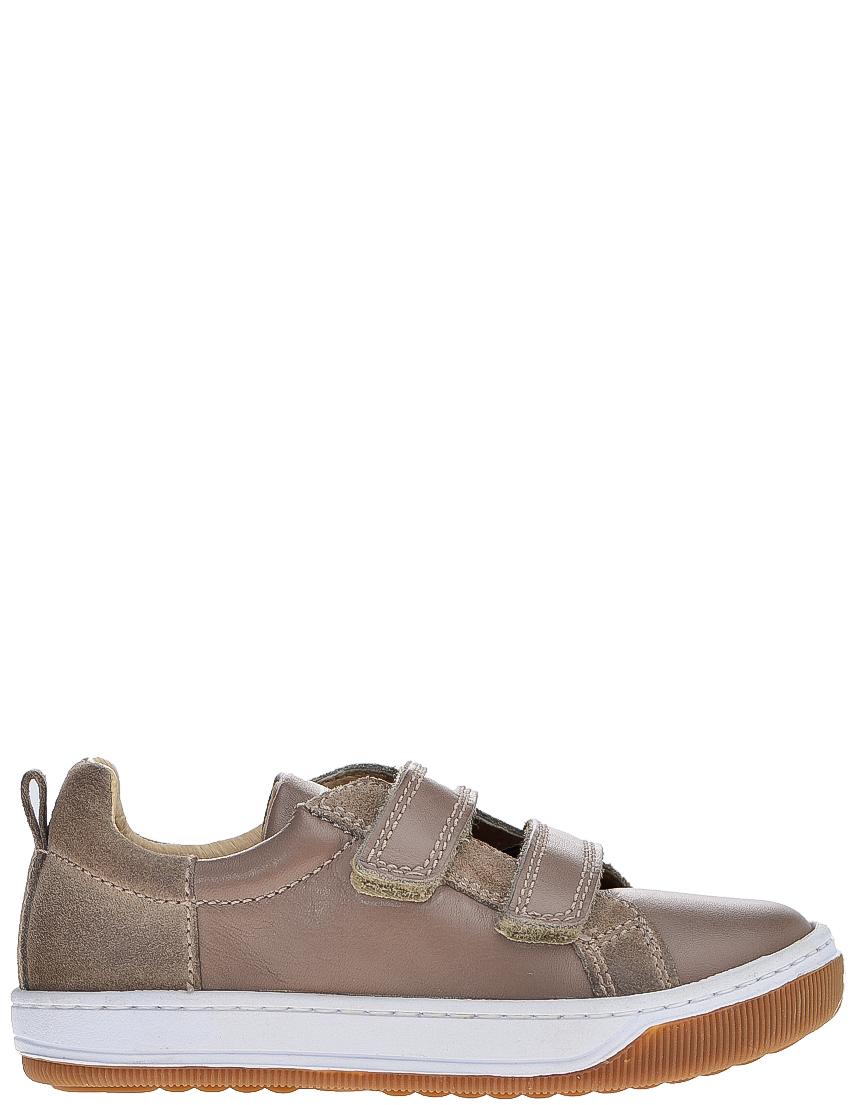 Детские кроссовки для мальчиков Naturino Caleb-tortora_brown