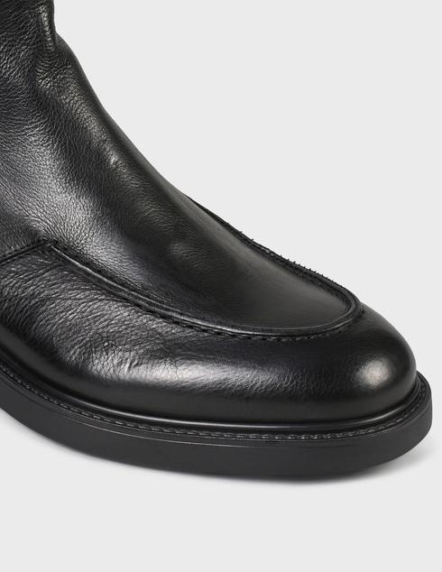 мужские черные Ботинки Fabi FU0387AL-900 - фото-7