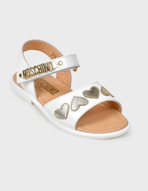 Moschino 26139-bianco-oro-white фото-1