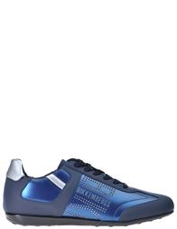 Мужские кроссовки Bikkembergs 587-laminat-blu