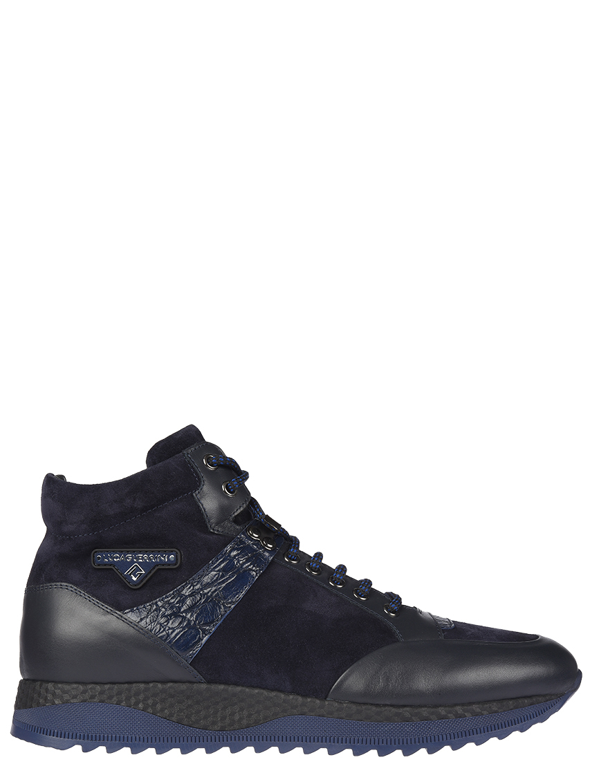 Мужские кроссовки Luca Guerrini 9809blue