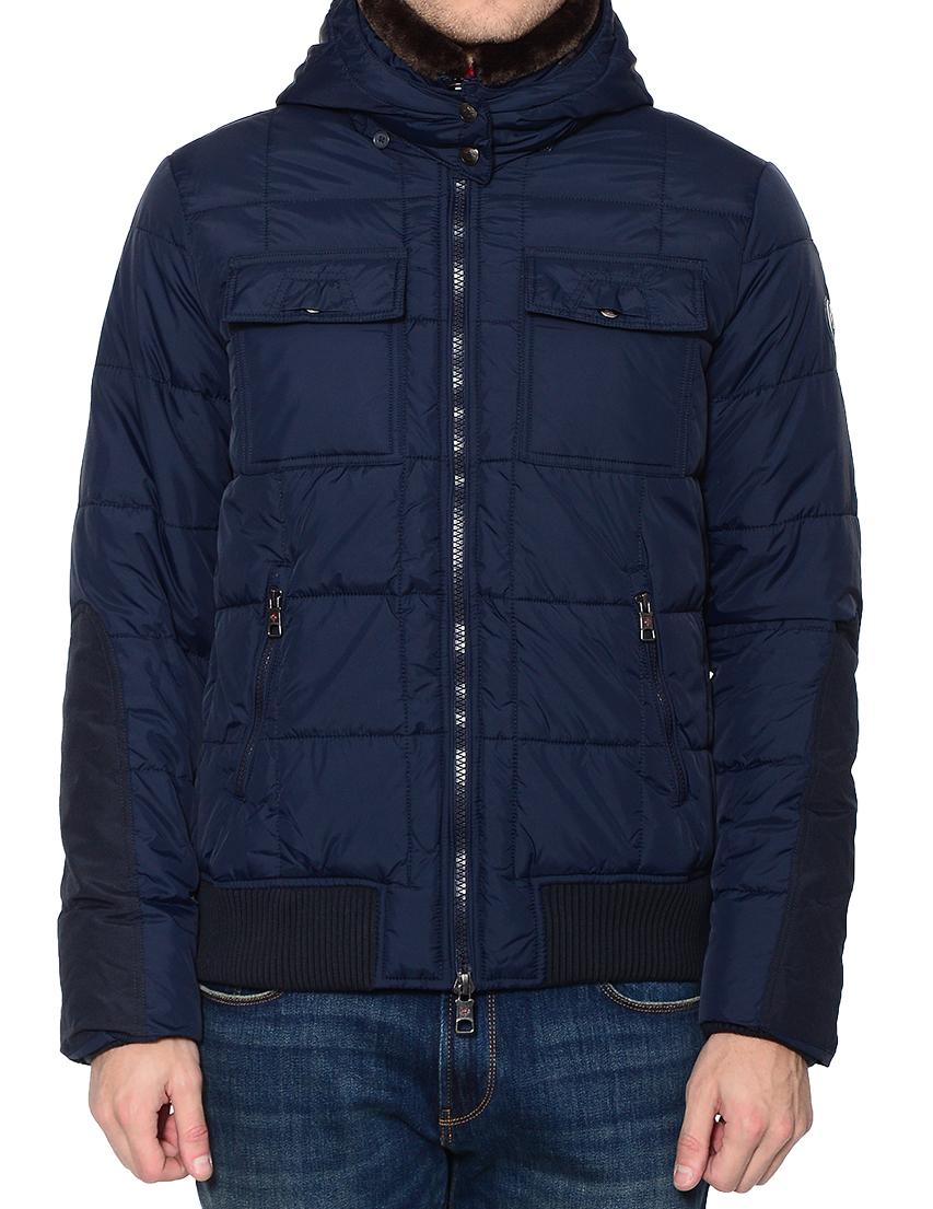 Купить Куртка, MARVILLE, Синий, 100%Полиэстер;100%Нейлон, Осень-Зима