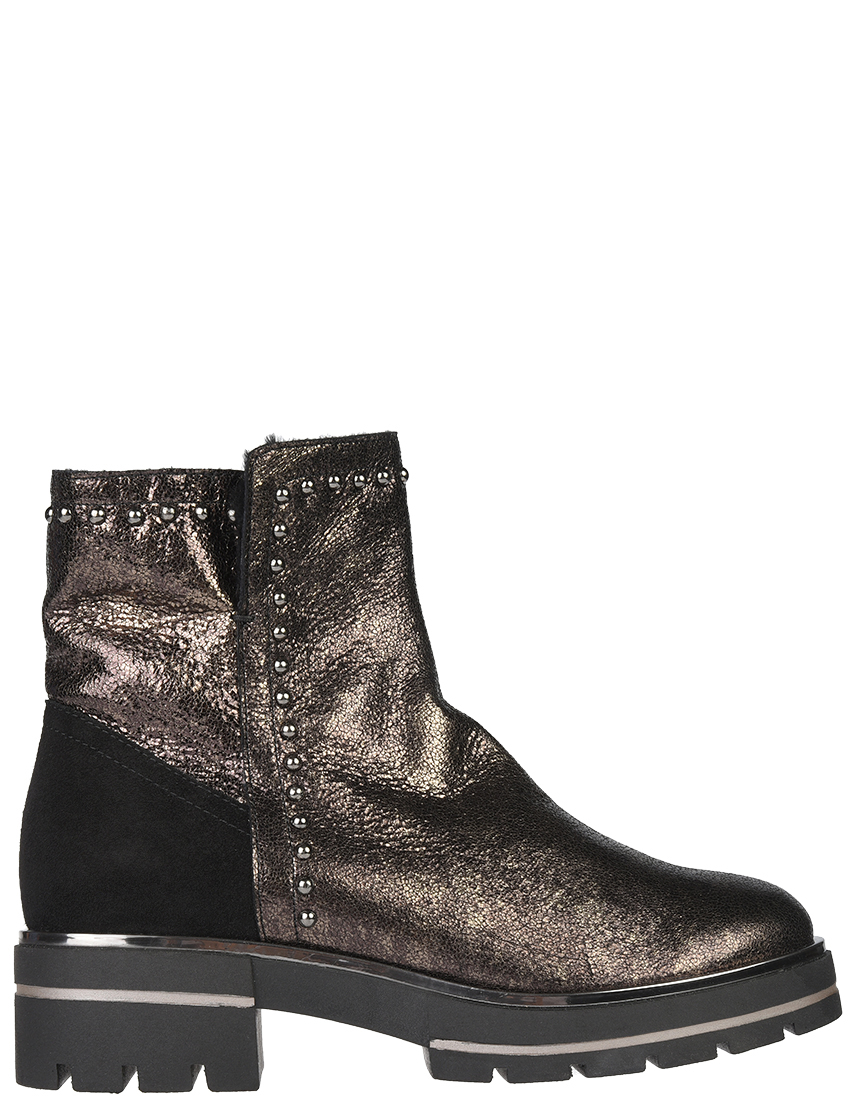 Женские ботинки Tines 7032-gold
