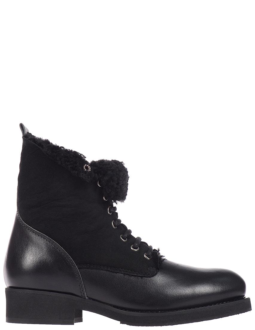 Женские ботинки Fabio Rusconi AGR-CLEO297_black