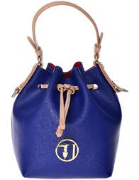 Женская сумка Trussardi Jeans 7505_blue