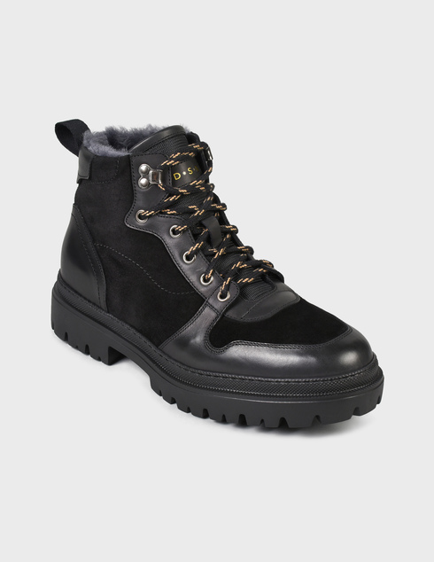 черные Ботинки Henderson Baracco 81530.VMN.0