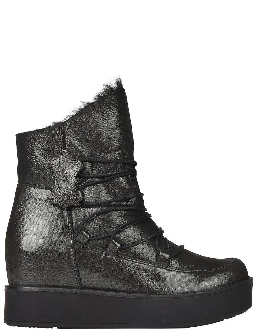 Женские ботинки Roberto Serpentini 1229-LZ-grafit_gray