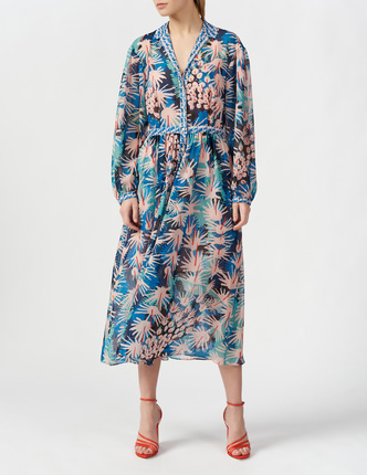 TEMPERLEY LONDON платье