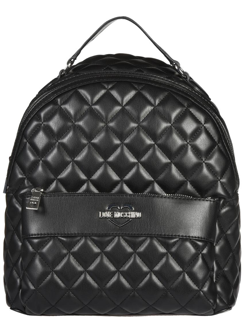 Рюкзак Love Moschino AGR-4213_black