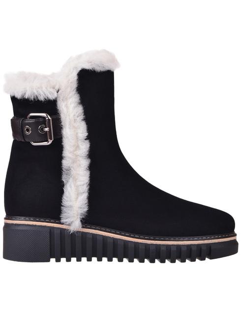 женские черные Ботинки Loriblu AGR-815RT2105R - фото-6