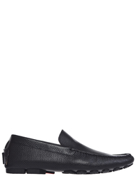Мужские мокасины Giovanni Conti V1005-01_black