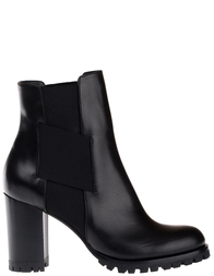 Женские ботинки Casadei 234_black