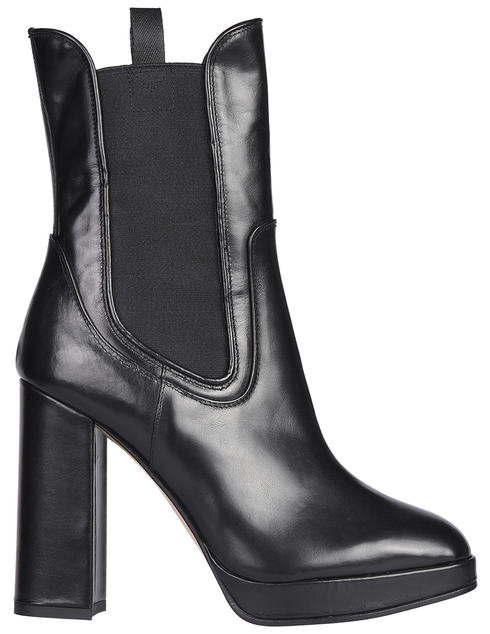 женские черные Ботинки Roberto Botticelli BX22803-000 - фото-6
