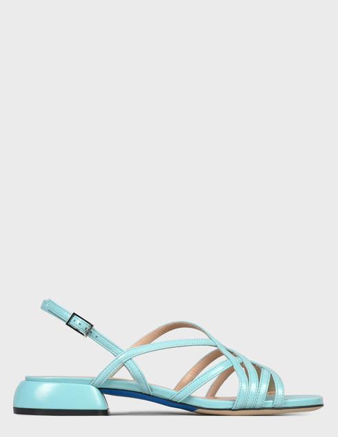 женские бирюзовые Босоножки Loriblu 1EM3008000 - фото-7