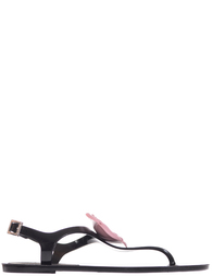 Женские сандалии Armani Jeans AGR-925214_black