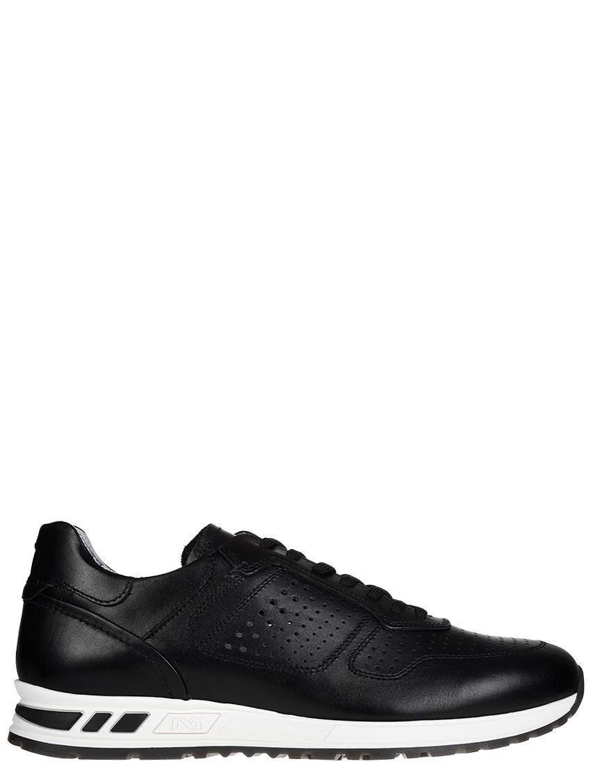 Мужские кроссовки Nero Giardini 800231_black