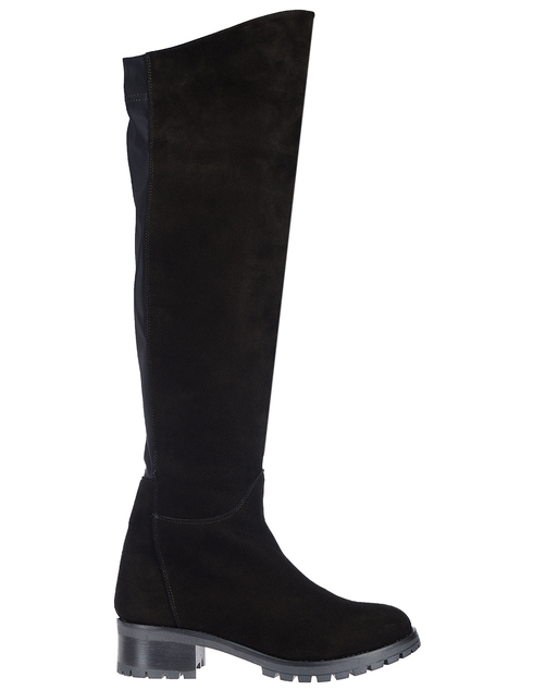 черные Ботфорты Griff Italia 2074-blackZ размер - 41; 39