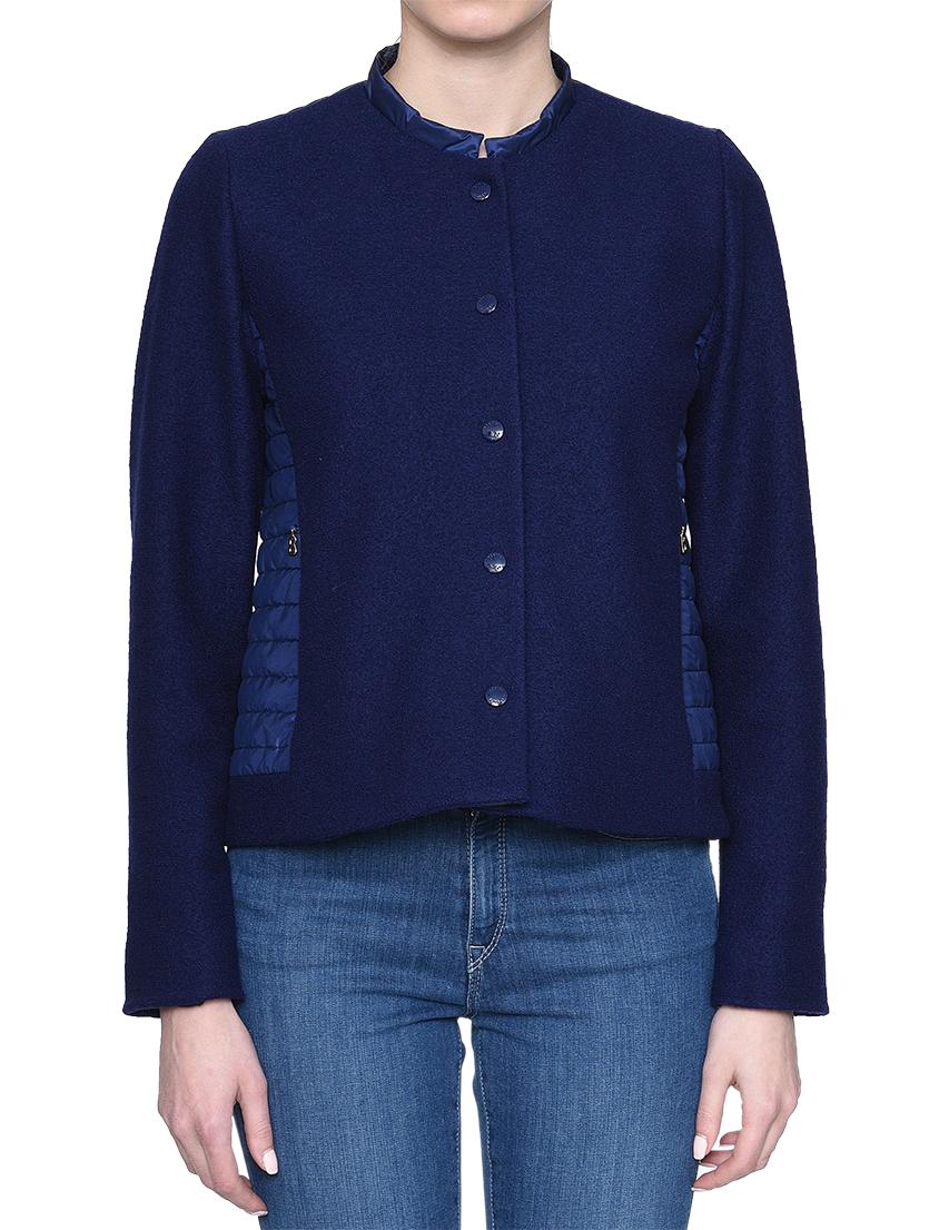 Купить Куртка, BOGNER, Синий, 100%Шерсть;100%Полиэстер;93%Купро 7%Эластан, Весна-Лето