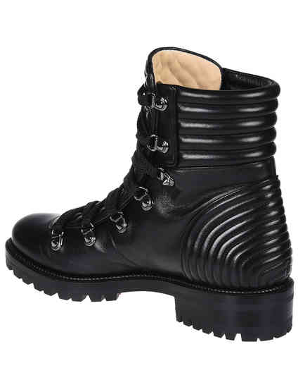 черные женские Ботинки Christian Louboutin AGR-3170955-К_black 21343 грн