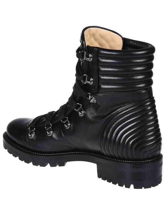 черные женские Ботинки Christian Louboutin AGR-3170955-К_black 12878 грн