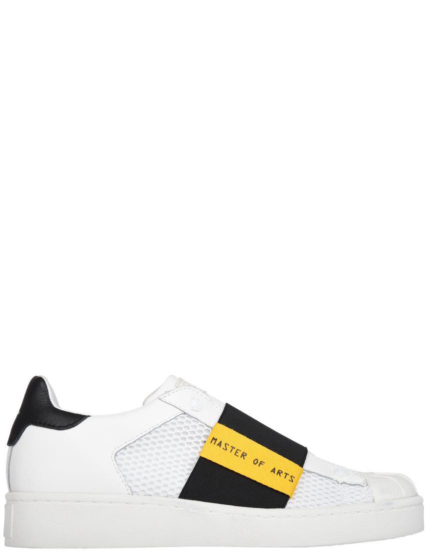 Мужские кроссовки Moa SM716_white