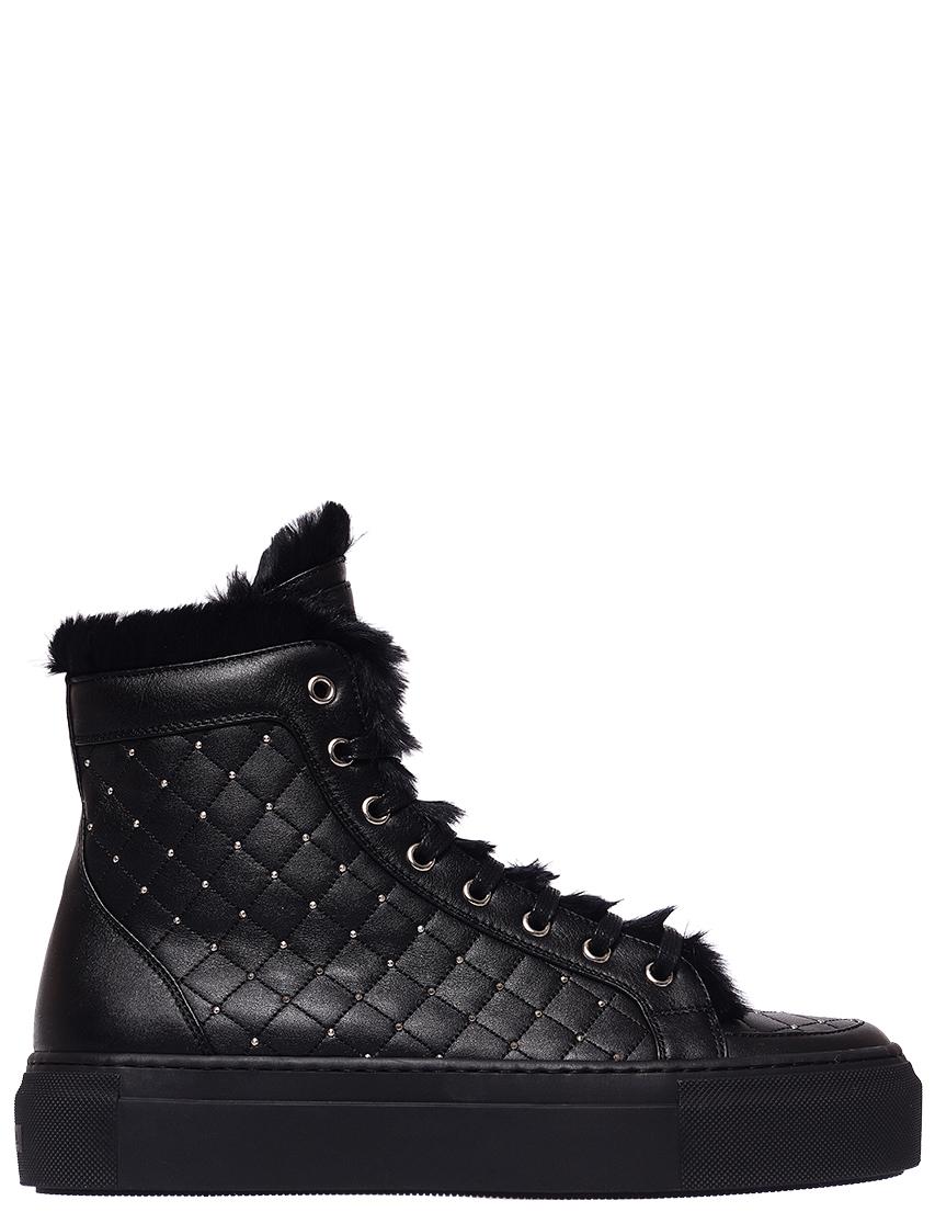 Женские ботинки Le Silla 407_black