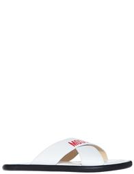 Мужские шлепанцы Love Moschino 75097_white